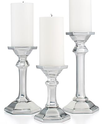 5677242d71 Glass Candle Holder Set Of 3 - Image Antique and Candle Victimassist.Org