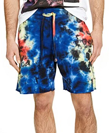 Men's Tie Dye Shorts