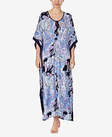 Knit Caftan Nightgown