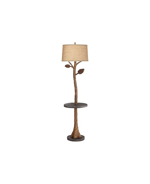 Pacific Coast Lighting Poly Pinecone Table Lamp