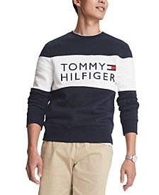 Men's Stellar Logo Graphic Sweatshirt, Created for Macy's