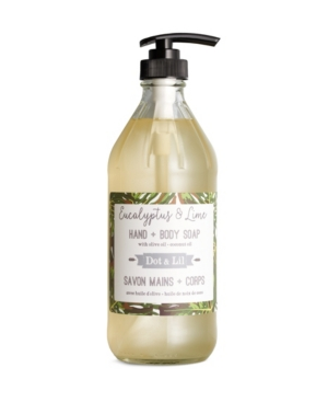 Eucalyptus Lime Hand Soap