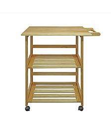 Trek Folding Kitchen Cart