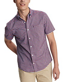 Men's Bogs Stripe Shirt, Created for Macy's
