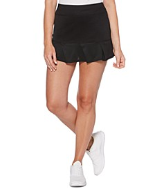 Grand Slam Ruffled Tennis Skort
