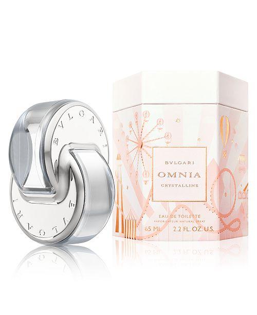 BVLGARI Omnia Crystalline Limited Edition Omnialandia Eau de Toilette Spray, 2.2-oz., Only at Macy's