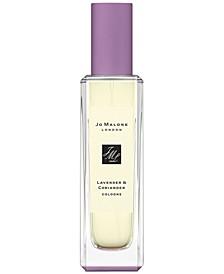 Lavender & Coriander Cologne, 1-oz.