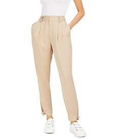 Pleated Utility Pants, Created for Macy's