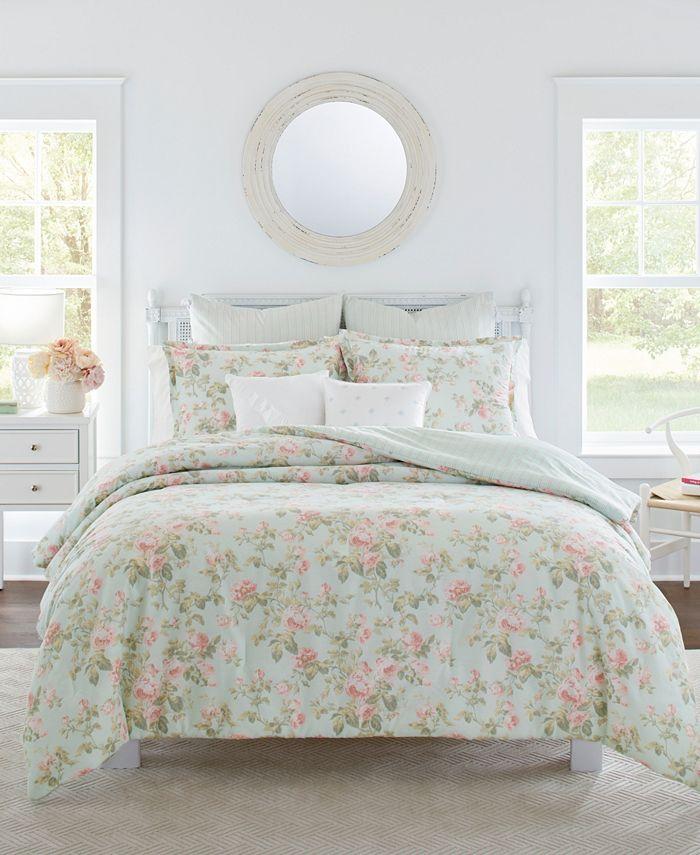 Laura Ashley - Madelynn Comforter Bonus Set