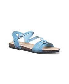 Women's Sandy Flat Sandals