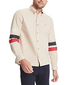 Men's Slydell Stripe Shirt, Created for Macy's