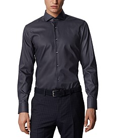 HUGO Men's Jason Slim-Fit Evening Shirt