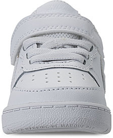 Nike Little Kids Court Borough Low 2 Stay-Put Closure Casual Sneakers from Finish Line