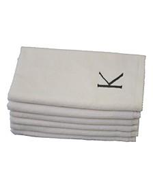Monogram 6-Pc. Turkish Cotton Guest Towel Set