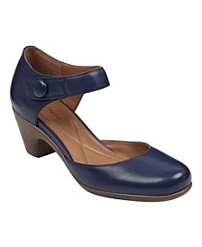 Clarice Mary-Jane Pumps