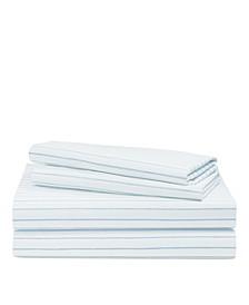 Spencer Stripe Queen Sheet Set