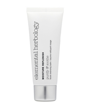 Elemental Herbology Purify Soothe Cleansing Balm for Face