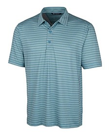 Men's Pike Zig Zag Print Polo Shirt