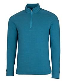 Men's Coastal Half Zip T-Shirt