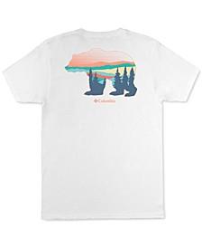 Sportswear Men's Bear Outline Graphic T-Shirt