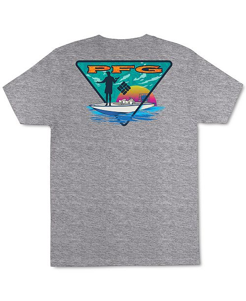 Columbia Sportswear Men's PFG Fly Fishing Graphic T-Shirt