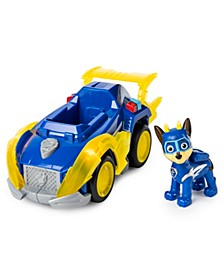Mighty Pups Super PAWs Chase's Deluxe Vehicle with Lights and Sounds
