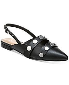 Josee Studded Slingback Mules, Created for Macy's