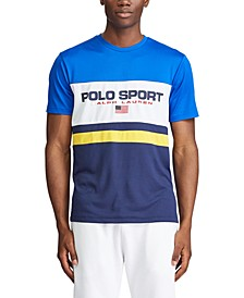 폴로 랄프로렌 Polo Ralph Lauren Mens Performance Jersey T-Shirt