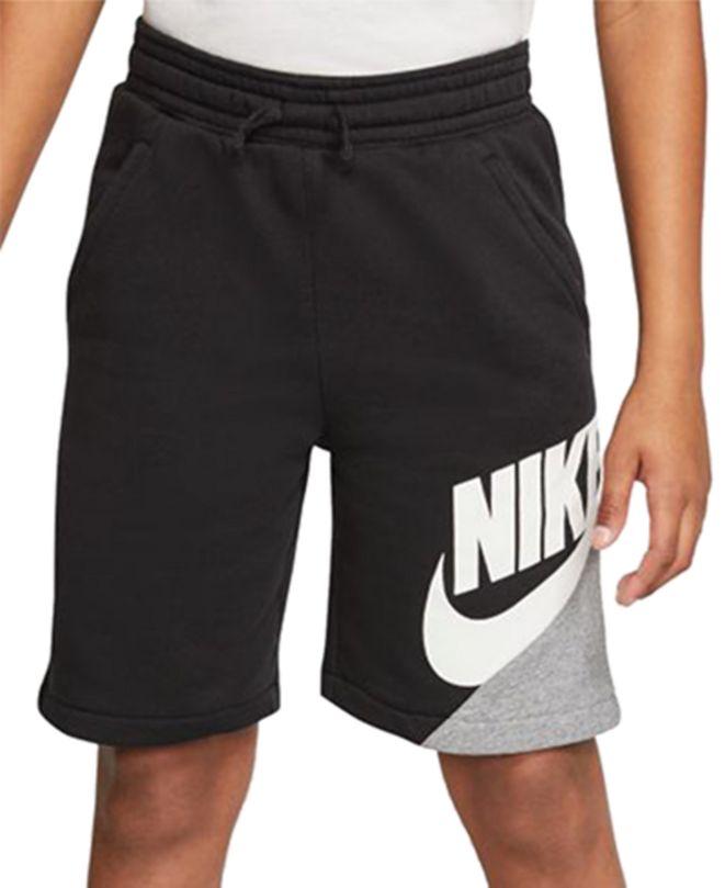 Nike Big Boys Core Amplify Fleece Shorts
