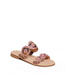 Lauren Snake Sandals