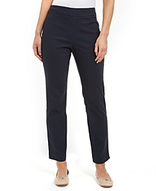 Jacquard Pull-On Pants, Created for Macy's