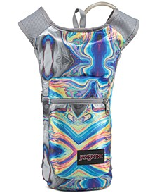 Printed Hydration Backpack