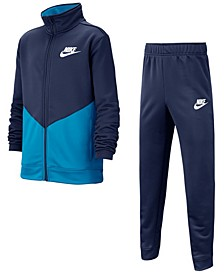 Big Boys 2-pc. Track Suit Set