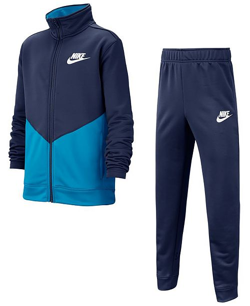 Nike Big Boys 2-pc. Track Suit Set