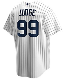 Men's Aaron Judge New York Yankees Official Player Replica Jersey