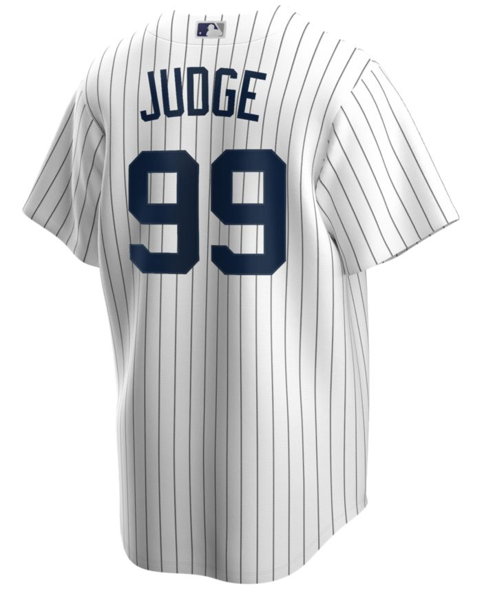 Nike Men's Aaron Judge New York Yankees Official Player Replica Jersey & Reviews - Sports Fan Shop By Lids - Men - Macy's