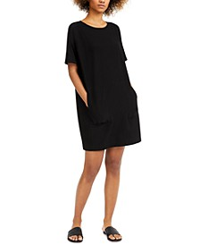 Crewneck Popover Dress