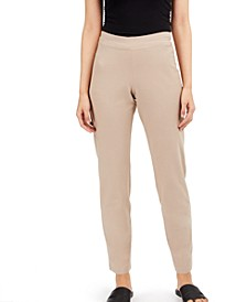 Slim-Leg Ankle Pants, Regular & Petite