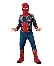 Avengers Big Boy Iron Spider Costume