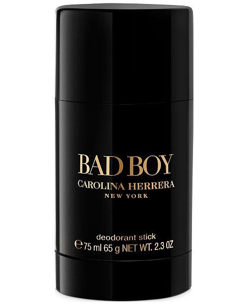 Carolina Herrera Men's Bad Boy Deodorant Stick, 2.3-oz., First at Macy's!