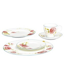 Peony Pageant Dinnerware Collection