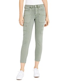 Carpenter Ankle Skinny Jeans