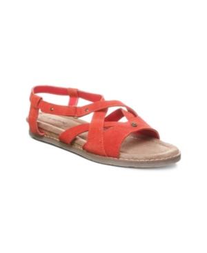 Women's Aruba Flat Sandals Women's Shoes