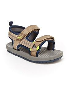 B'Gosh Toddler Boys Harbor Play Sandal