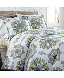 Infinity Reversible Comforter and Sham Set, Queen