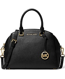 Maxine Medium Dome Satchel