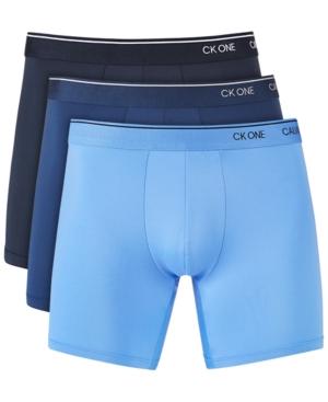 Calvin Klein Men's 3-Pk. Micro Boxer Briefs