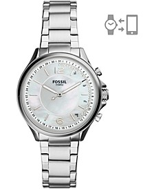 Women's Sadie Stainless Steel Bracelet Hybrid Smart Watch 36mm