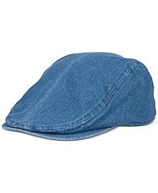 Men's Stretch Denim Ivy Hat