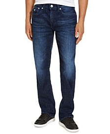 Men's Ricky Straight Leg Jeans With Flap Pocket